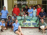 VET TREK 2011 - Mangaia