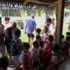 Takitumu preschool children tour The Esther Honey Foundation