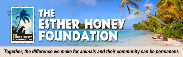 The Esther Honey Foundation | Together, the difference we make for animals and their communities can be permanent.