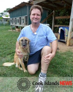 Esther Honey Foundation practice manager Carl Hartnett has returned home to Australia.